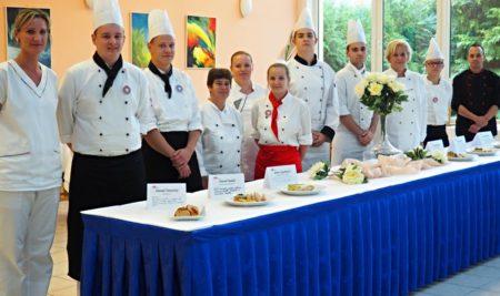 17. ročník školních kol soutěží odbornosti žáků oborů kuchař a číšník