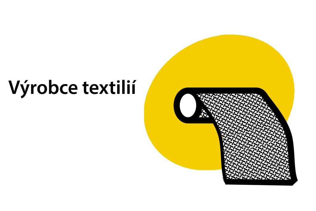 Výrobce textilií