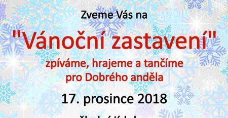 Vánoční zastavení 2018