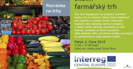 Školní farmářský trh