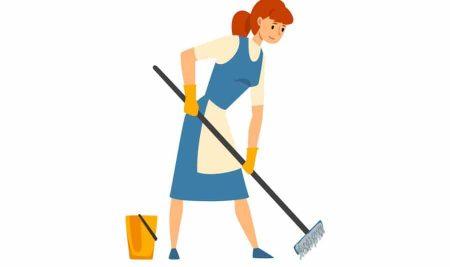 Pracovník úklidu – Jánská
