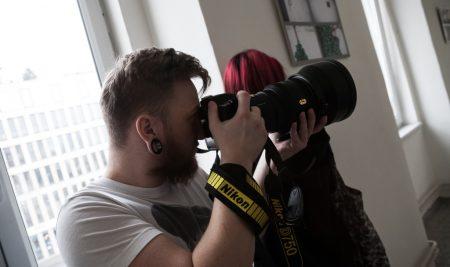 Workshop Den s Nikonem